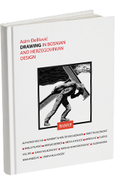 Drawing in Bosnin-Herzegowinian Design