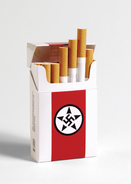 United - a box of cigarettes
